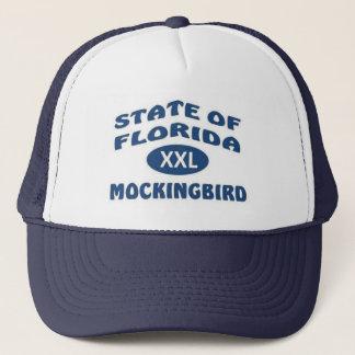 Florida state bird trucker hat