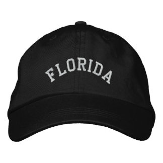 Florida State Embroidered Embroidered Cap