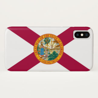 Florida state flag iPhone x case