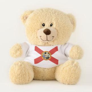 Florida State Flag Teddy Bear