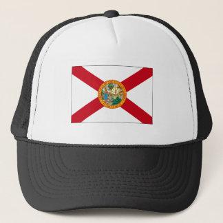 Florida State Flag Trucker Hat