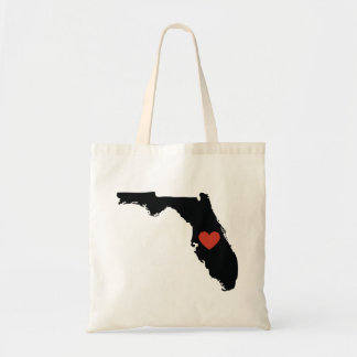 Florida State Love Book Bag or Travel Tote