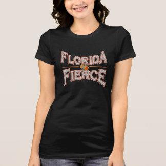 Florida Strong Fierce Hurricane Irma T-shirt