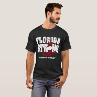 Florida Strong Hurricane Irma 2017 T-Shirt