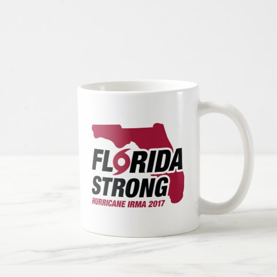 Florida Strong Hurricane Irma Coffee Mug