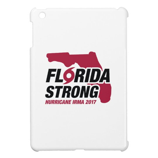 Florida Strong Hurricane Irma Cover For The iPad Mini