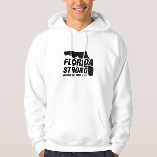 Florida Strong Hurricane Irma Hoodie