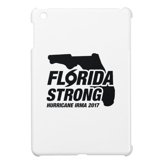 Florida Strong Hurricane Irma iPad Mini Case
