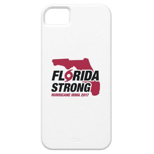 Florida Strong Hurricane Irma iPhone 5 Case