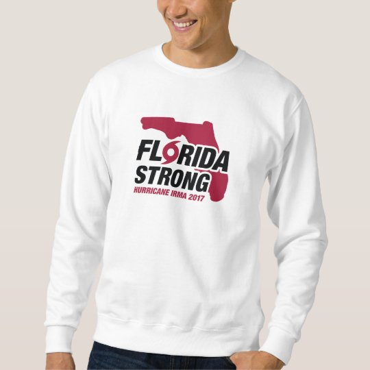 Florida Strong Hurricane Irma Sweatshirt