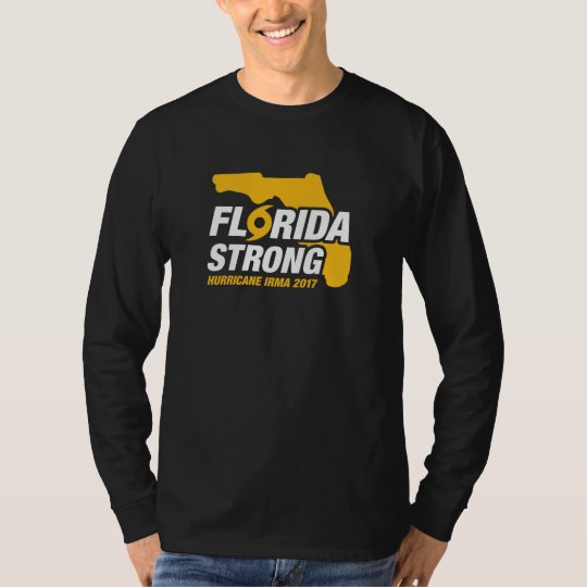 Florida Strong Hurricane Irma T-Shirt