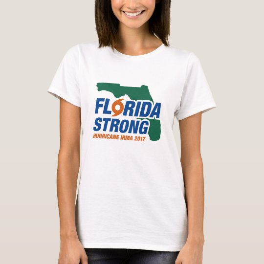 Florida Strong Hurricane Irma T-Shirt