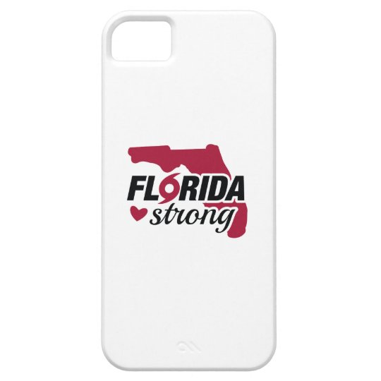 Florida Strong iPhone 5 Cover