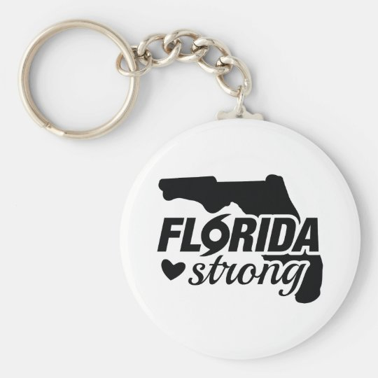 Florida Strong Key Ring