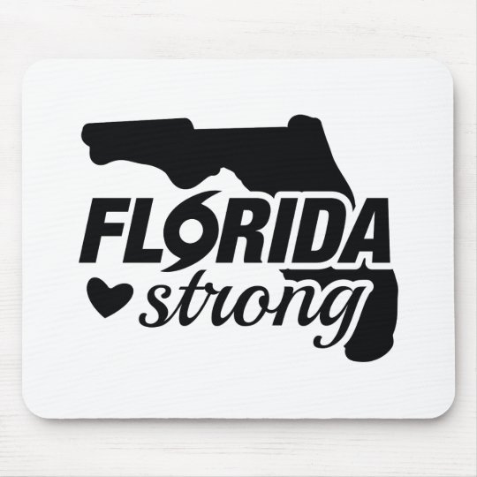 Florida Strong Mouse Pad