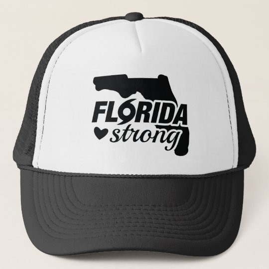 Florida Strong Trucker Hat