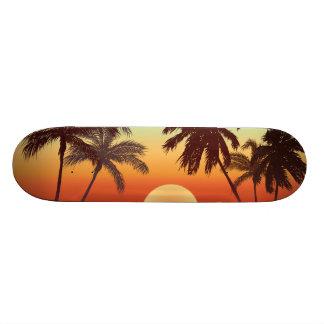 Florida Style 21.6 Cm Skateboard Deck