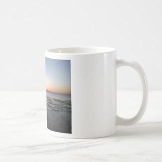 florida sun set mug