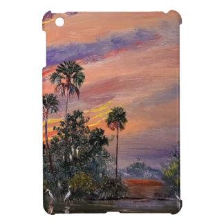 Florida Sunset Colors iPad Mini Covers