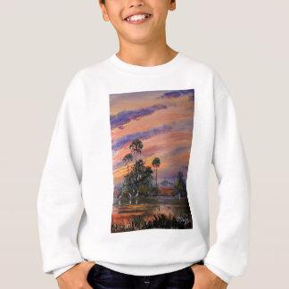 Florida Sunset Colors Sweatshirt