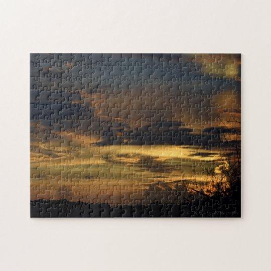 Florida Sunset Puzzle