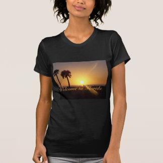 Florida Sunset Tee Shirts