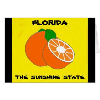 Florida Sunshine State.jpg Card