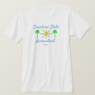 Florida Sunshine State Men's Accounting T Shirt
