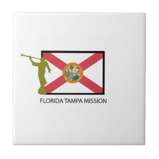 FLORIDA TAMPA MISSION LDS CTR SMALL SQUARE TILE