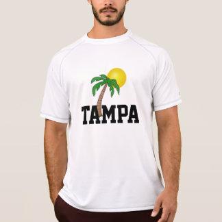 Florida: Tampa palm tree and sun T-Shirt