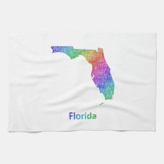 Florida Tea Towel