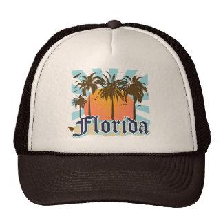 Florida The Sunshine State USA Trucker Hat