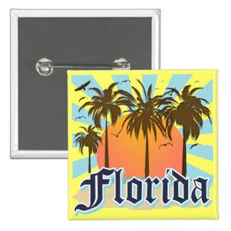 Florida The Sunshine State USA Pin