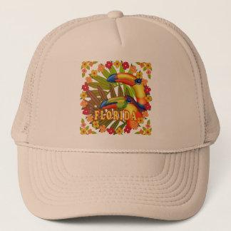 Florida Toucans Trucker Hat