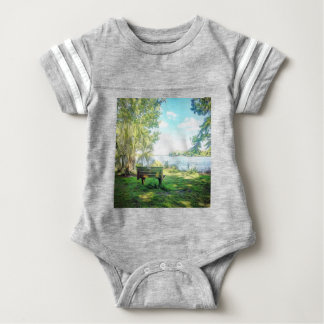 Florida Views Baby Bodysuit