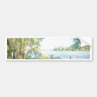 Florida Views Bumper Sticker