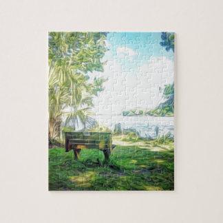 Florida Views Jigsaw Puzzle