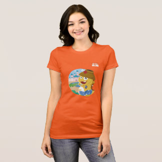 Florida VIPKID T-Shirt (orange)