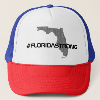 #FLORIDASTRONG Hurricane Irma Trucker Hat
