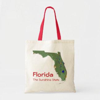 Floridian Map Bag