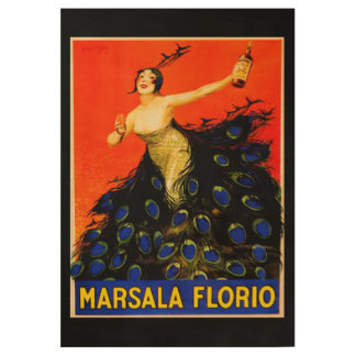 Florio Poster Wood Poster
