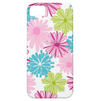 Floriography Mod Flowers phone case Barely There iPhone 5 Case