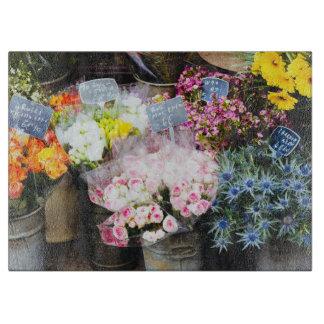 Florist Flowers For Sale Cutting Board