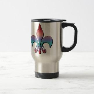 Flour De Lis Mugs