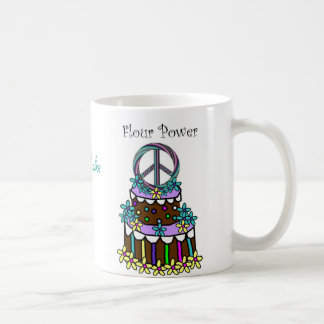 Flour Power Coffee Mug