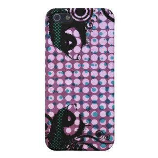 flourish eyes iphone case case for iPhone 5