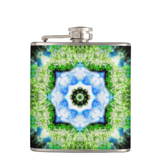 Flourish Hip Flask