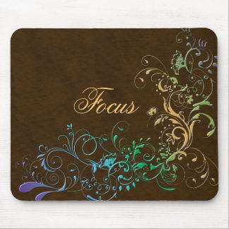 Flourish Mouse Pad