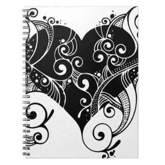 flourish notebooks