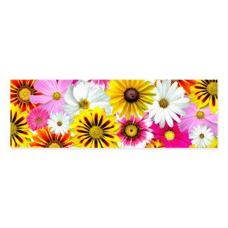 [FLOW-001] Flower power Business Card